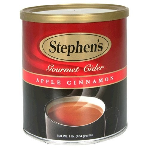 Stephen's Gourmet Cider, Apple Cinnamon Cider, 16-Ounce Cans (Pack of 6)