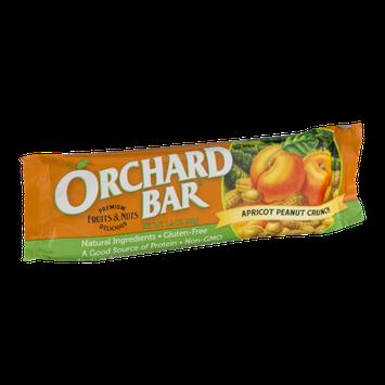 Orchard Bar Apricot Peanut Crunch