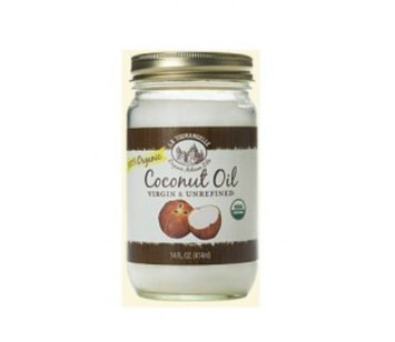La Tourangelle Organic Virgin Unrefined Coconut Oil 14 OZ