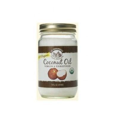 La Tourangelle Organic Virgin Unrefined Coconut Oil 14 OZ