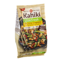 Kahiki Stir Fresh Garlic Shrimp & Vegetables