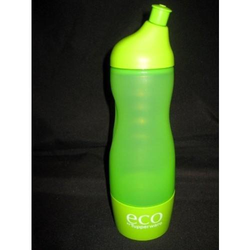 Tupperware Eco Sports Water Bottle in Green
