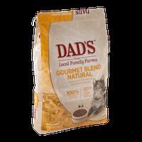 Dad's Dry Cat Food Natural Gourmet Blend