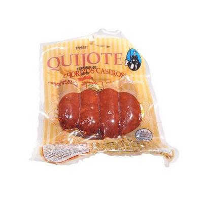 Quijote Chorizos Caseros 4 PK