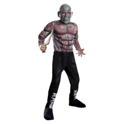Boy's Guardians of the Galaxy - Deluxe Drax the Destroyer Kids