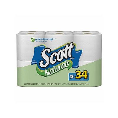 Scott Naturals Bath Tissue