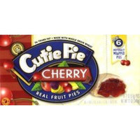 Cutie Pie Cherry Fruit Pies 6/2.0 Oz (pack of 2)