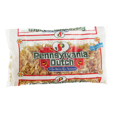 Pennsylvania Dutch Egg Noodles Extra Broad