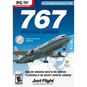 Just Flight 767-200/300 Series for FSX for PC