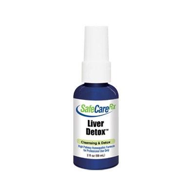 Safecare Rx Liver Detox 2 oz