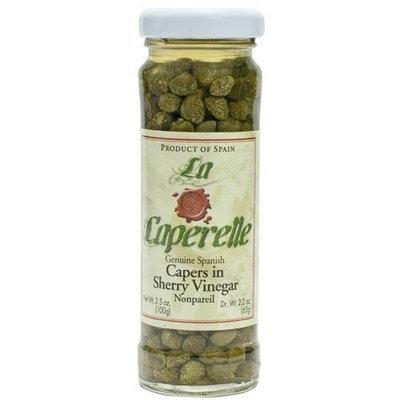 La Caperelle Capers in Sherry Vinegar - 1 jar - 2.2 oz