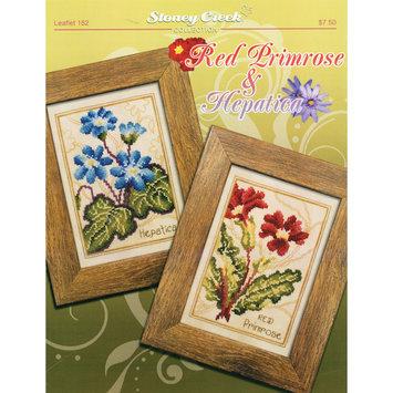 Stoney Creek Collection, Inc. Stoney Creek Book -Red Primrose & Hepatica