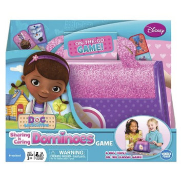 Disney Doc McStuffins Sharing is Caring Dominoes
