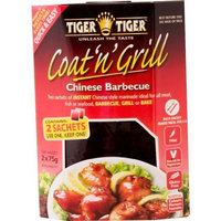Tiger Tiger Chinese Barbecue Coat and Grill Sauce, 2-Count, 5.3 Ounce Boxes (Pack of 6)