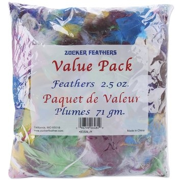 Zucker Feather Products Value Pack Feathers