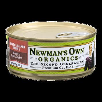 Newman's Own Organics Premium Cat Food
