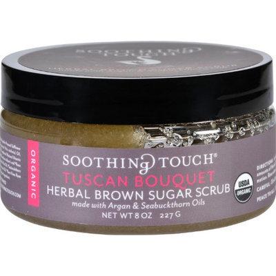 Soothing Touch SUGAR SCRUB, OG2, TUSCAN