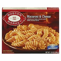 Boston Market Microwave Macaroni and Cheese 12 oz