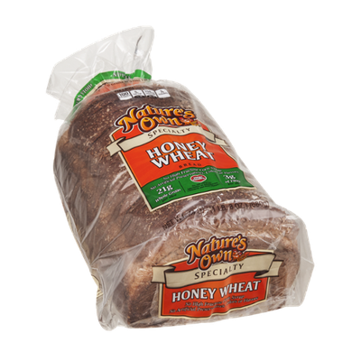 Nature's Own Specialty Bread Honey Wheat