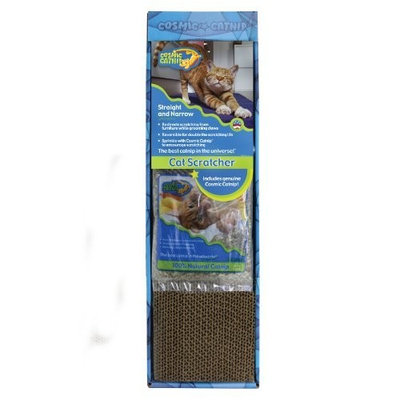 Cosmic OurPets Straight and Narrow Single Wide Reversible Cat Scratcher