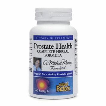 Natural Factors Prostate Health