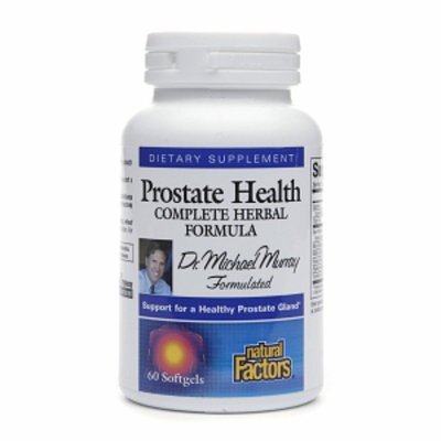 Natural Factors Prostate Health