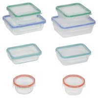 Snapware 16 piece Glass Total Solution Storage Set - Snapware