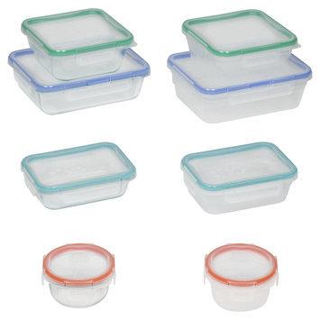 Snapware 16 piece Glass Storage Set