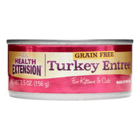 Health Extension Turkey Entree Canned Cat Food