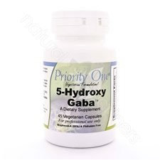 Priority One 5 Hydroxy Gaba 90c
