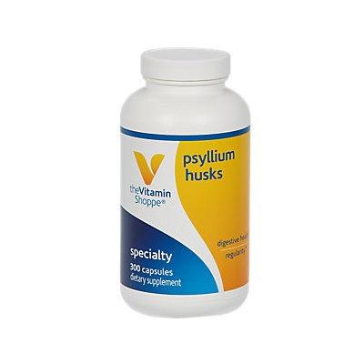 Vitamin Shoppe Psyllium Husk With Acidophilus