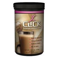 Click Espresso Protein Drink Powder