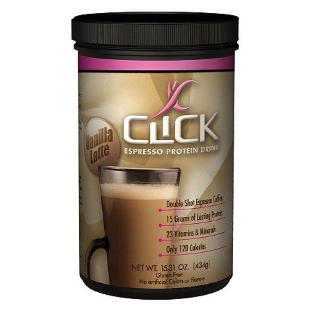 Click Espresso Protein