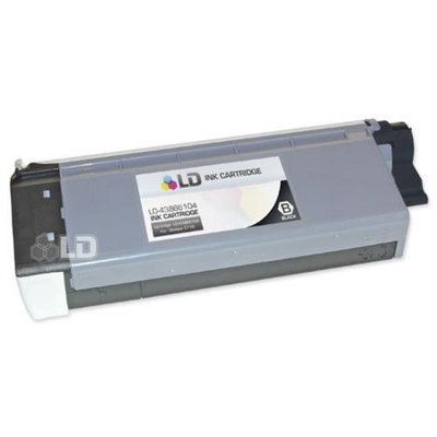 LD Okidata C710 Compatible 43866104 Black Laser Toner Cartridge