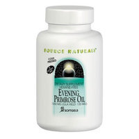 Evening Primrose Oil Hexane-Free 1300mg by Source Naturals, Inc. 60 Softgel