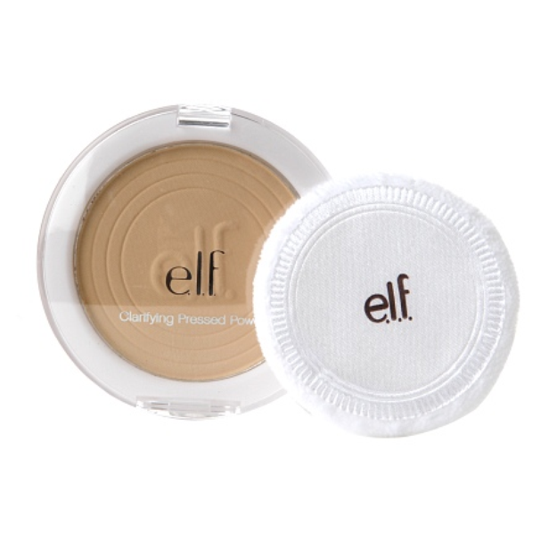 e.l.f. Cosmetics Clarifying Pressed Powder