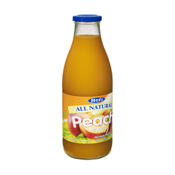 Hero All Natural Peach Nectar
