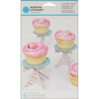 Martha Stewart Single Cupcake Stand-Modern Festive