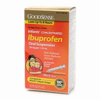 Good Sense Infants' Concentrated Ibuprofen Oral Suspension (Berry) 50mg