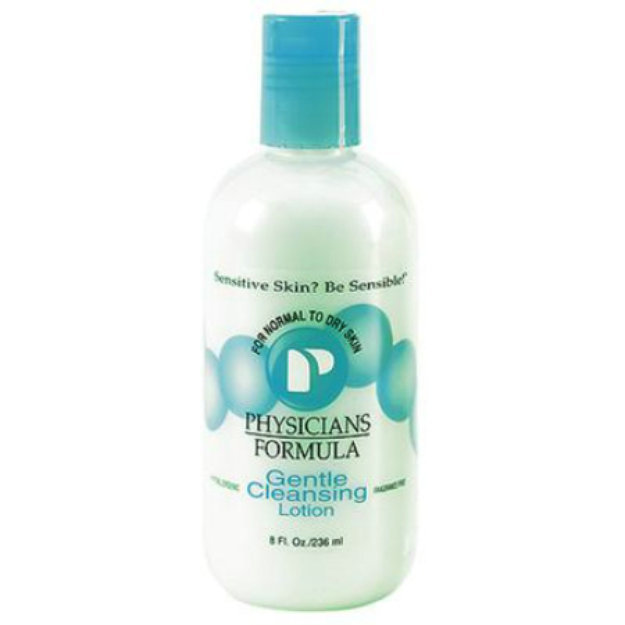 Physicians formula facial cleansing lotion