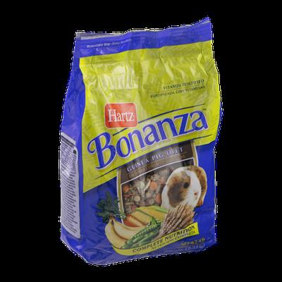 Hartz Bonanza Guinea Pig Diet Complete Nutrition