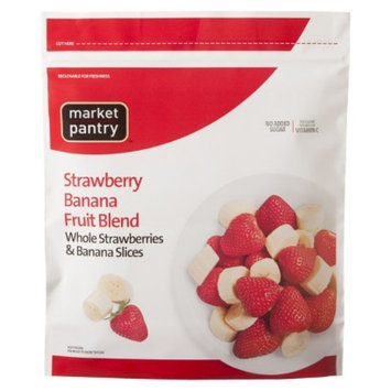 market pantry Market Pantry Strawberry Banana Fruit Blend 48 oz