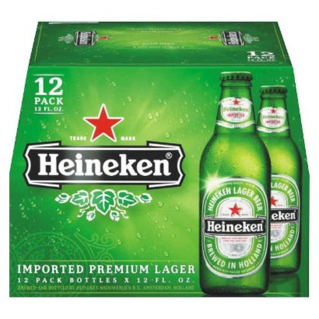 Beer Reviews Heineken