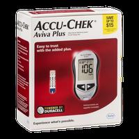 Accu-Chek Aviva Plus Blood Glucose Monitoring System