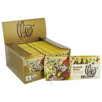 Theo Chocolate - Organic Milk Chocolate 40% Cacao Coconut Curry - 2 oz.