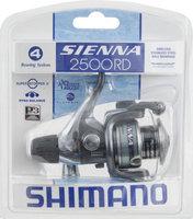 Shimano American Corporation SHIMANO AMERICAN CORPORATION Sienna 2500 Rear Drag Spinning Reel - SHIMANO AMERICAN CORPORATION
