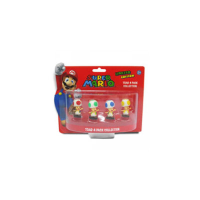 Goldie International Inc 2 - in Toad 4 - pak Collection