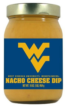 West Virginia Mountaineers Nacho Cheese Sauce Hot Sauce Harry's