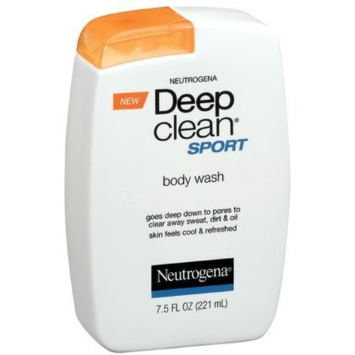 Neutrogena® Deep Clean Sport Body Wash