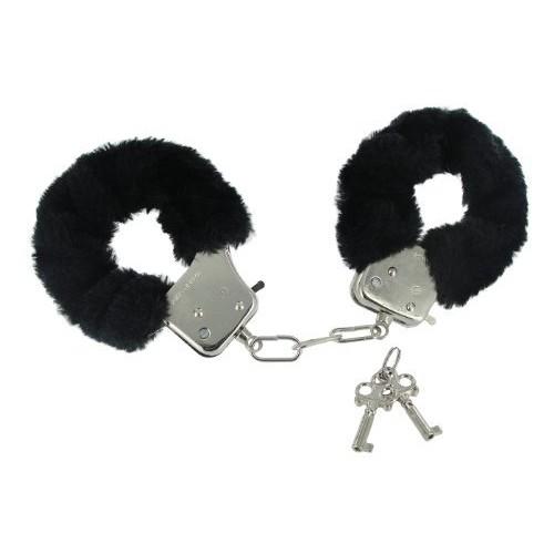 Frisky Courtesan Handcuffs, Black